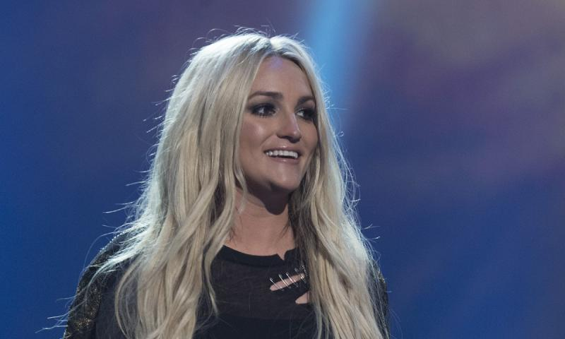 Jamie Lynn Spears's husband was caught on camera creeping on Britney's Instagram
