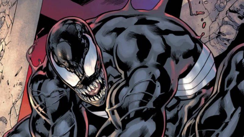Marvel reveals new Venom series