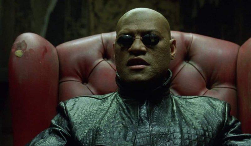 Matrix 4: Laurence Fishburne no interpretará a Morfeo