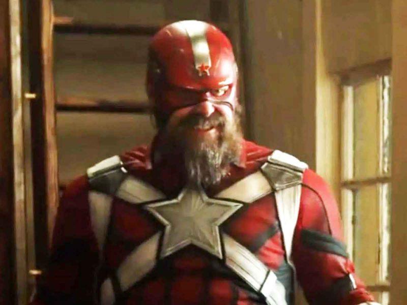 Guardián Rojo merece su propia película de Marvel Studios
