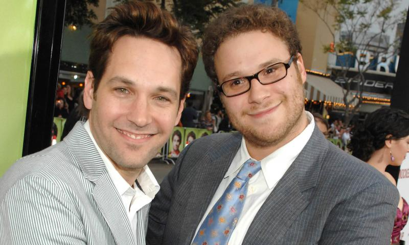 Seth Rogen Reveals The Hilarious Prank Paul Rudd Pulled On Him In Vegas