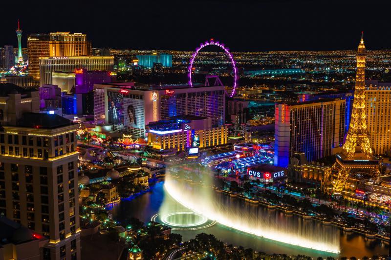 Sleepless in Sin City - Visiting Vegas in 2021