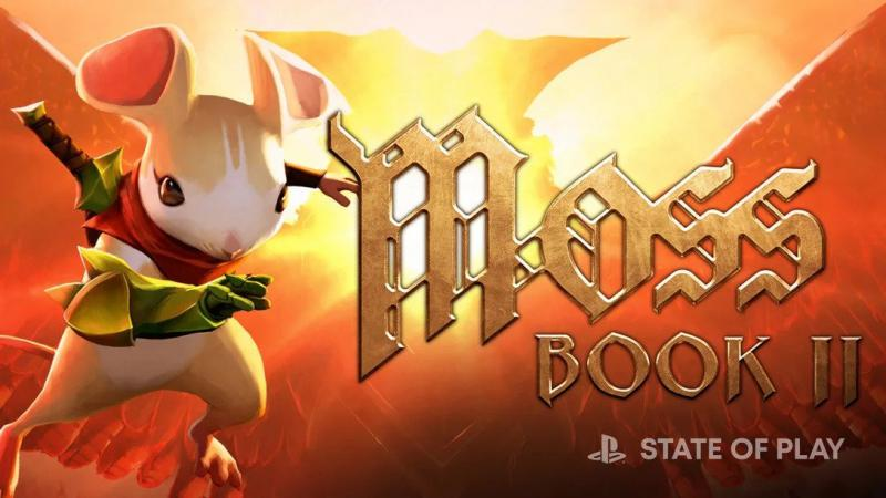 Sony State of Play announces Moss: Book 2