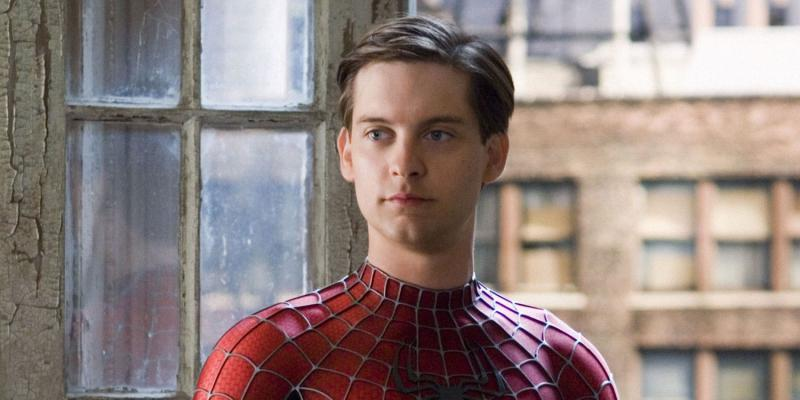Tobey Maguire returns to the silver screen after a sprawling time duration of 7 years