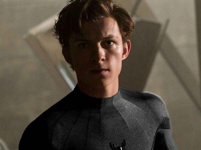 Filtran el espectacular traje negro y dorado de Spider-Man 3