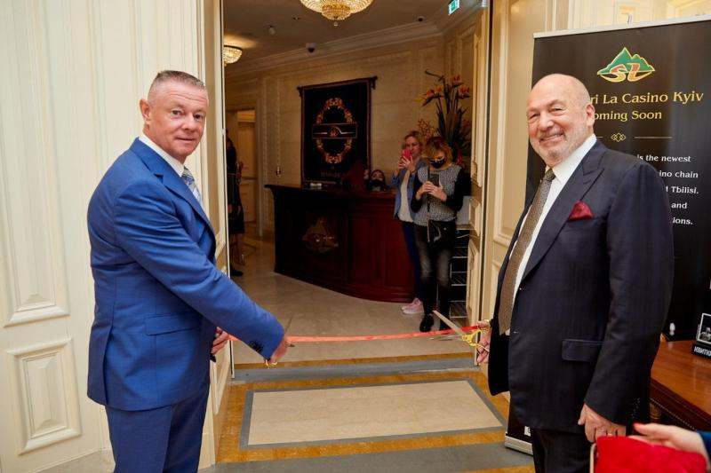 An International Brand's Elite Casino Has Opened in The Very Center Of The Ukrainian Capital