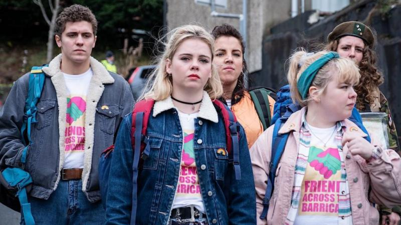 Derry Girls star Louisa Harland gives Season 3 updates In Her Words