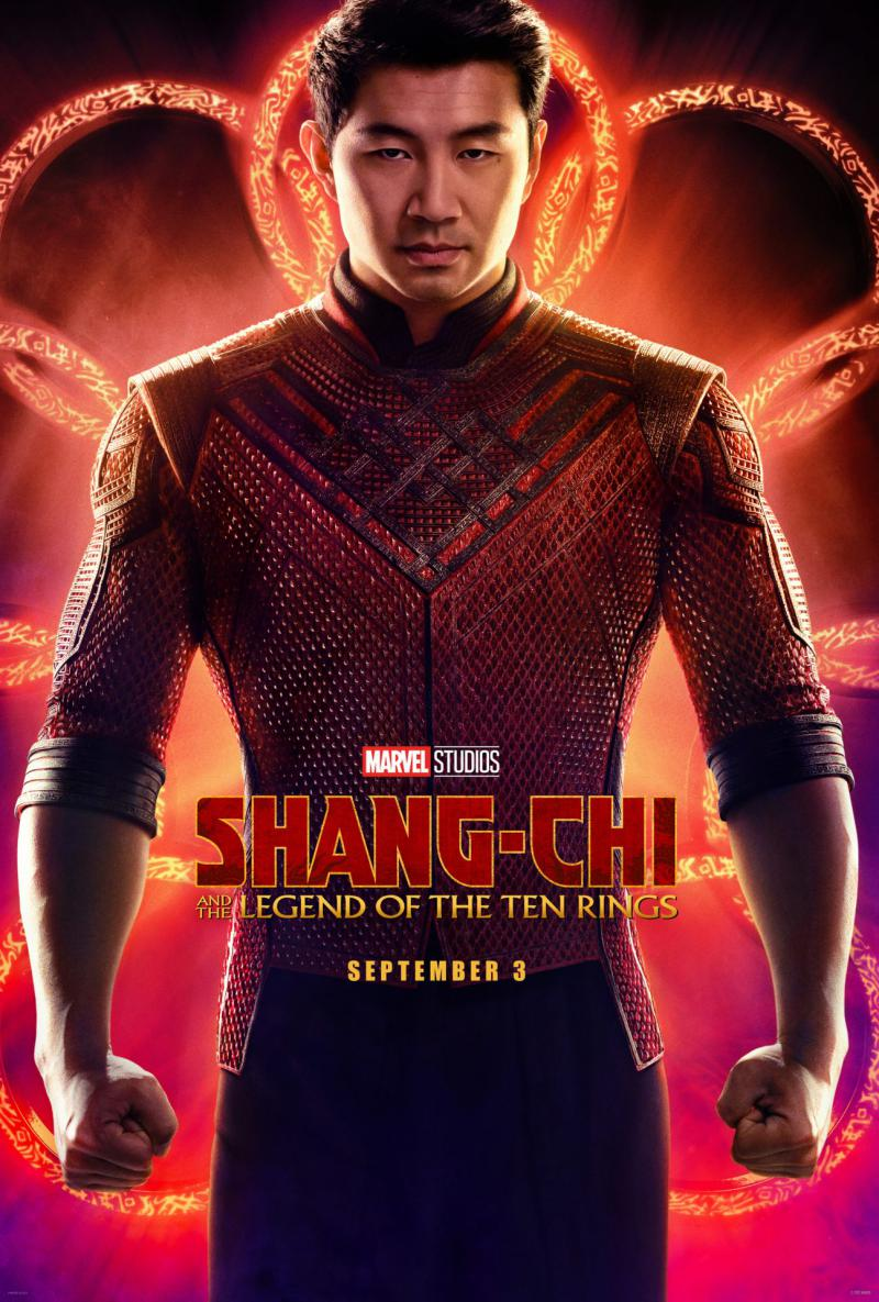 EVERYTHING WE KNOW ABOUT SHANG-CHI AND THE LEGEND OF THE TEN RINGS