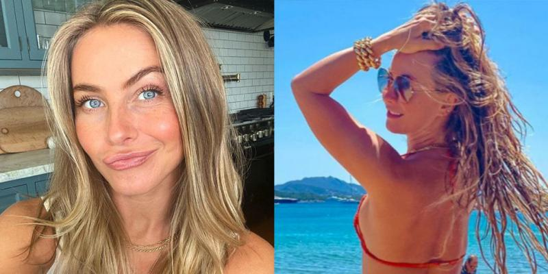 Julianne Hough's Cryptic Dating Update through Instagram