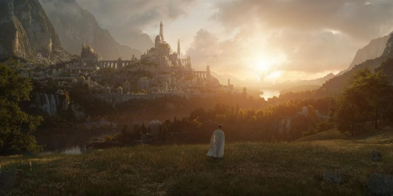 Lord Of The Rings TV Series Sets To Release On Amazon Prime Video In 2022