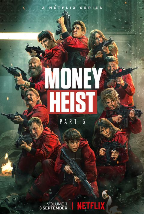 Money Heist Season 5: Release Date, Trailer, Cast, and Latest News
