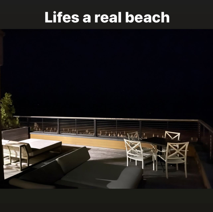 Scott Disick Shares Cryptic 'Life's a Real Beach' Message
